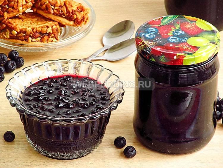 Варенье из черноплодной рябины. рецепты с яблоками, лимоном, апельсином, вишневыми листьями, орехами