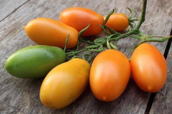 Томат банан красный: описание сорта, фото плодов, отзывы об урожайности