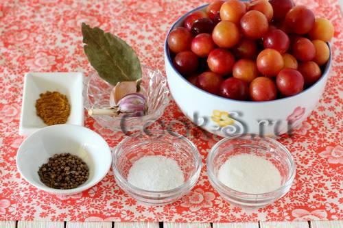 Топ 17 пошаговых рецептов приготовления, как сделать на зиму ткемали из слив