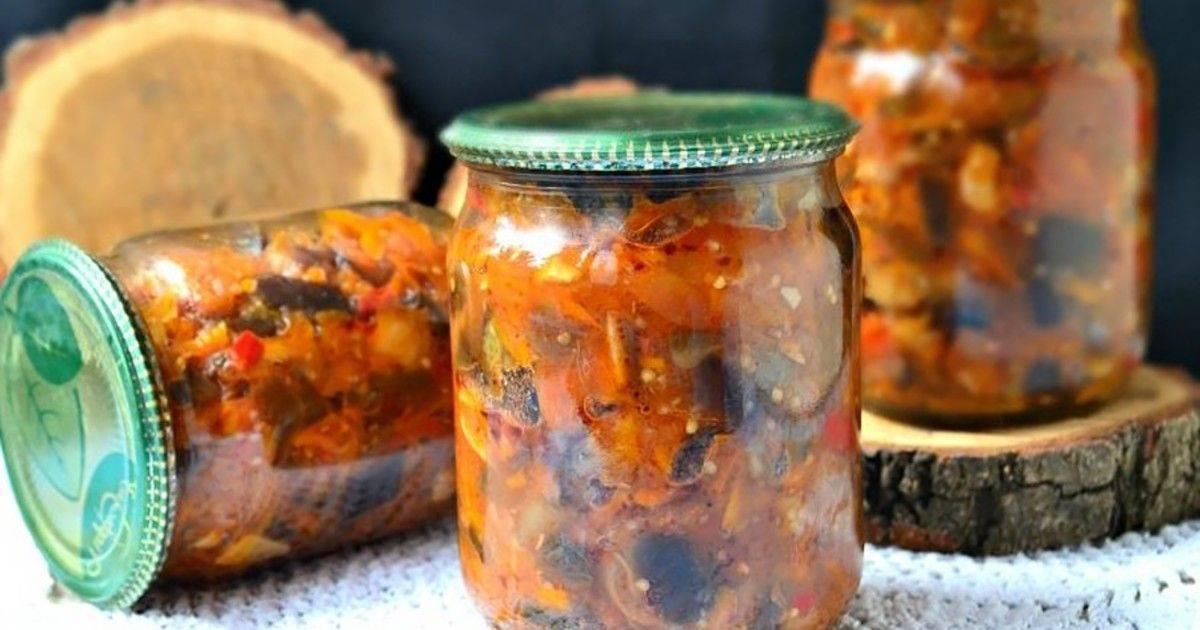 Тещин язык на зиму из кабачков - 5 пошаговых рецептов с фото