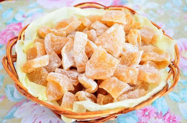 2 быстрых рецепта цукатов из мандариновых корок в домашних условиях