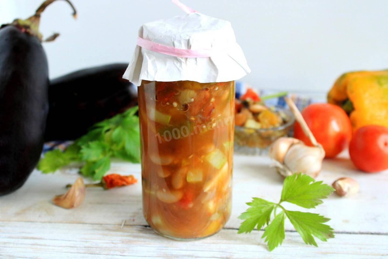 Закуска из жареных баклажанов на зиму: 8 фирменных семейных рецептов