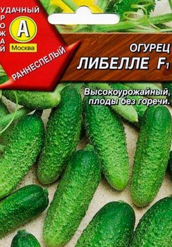 Огурцы либелле: описание сорта, выращивание, фото, отзывы