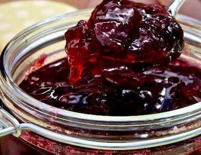 Пошаговый рецепт варенья 5-минутки из красной смородины как желе