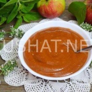 Яблочное повидло на зиму: 6 простых рецептов в домашних условиях