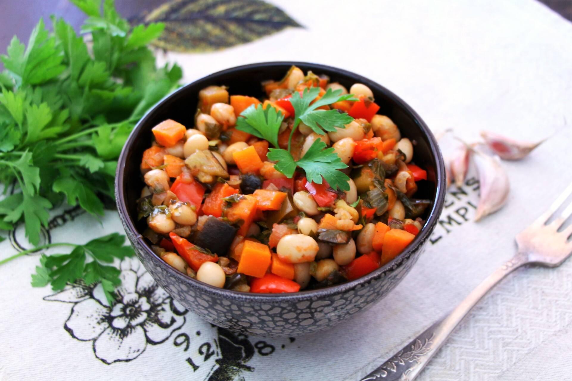 Рецепты приготовления маринованной спаржевой фасоли на зиму в домашних условиях
