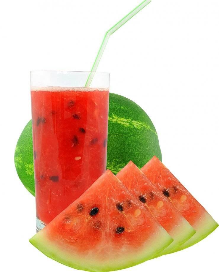 Арбузный сок: польза арбузного сока, правила приготовления в домашних условиях. как правильно выжать сок из арбуза: в соковыжималке, с помощью блендера