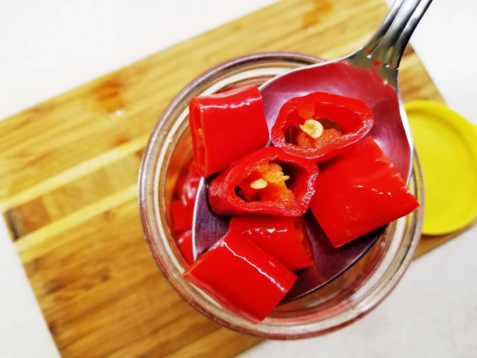 Топ 10 простых рецептов приготовления маринованного острого перца на зиму