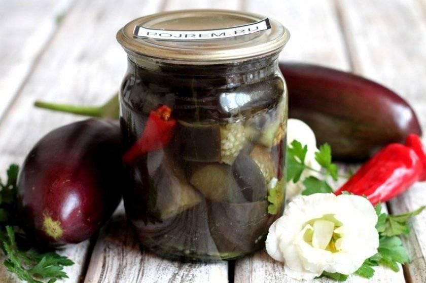 Маринованные баклажаны быстрого приготовления – самые вкусные рецепты