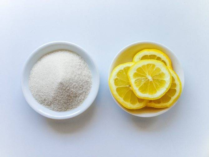 Лимоны с сахаром на зиму: рецепт и фото