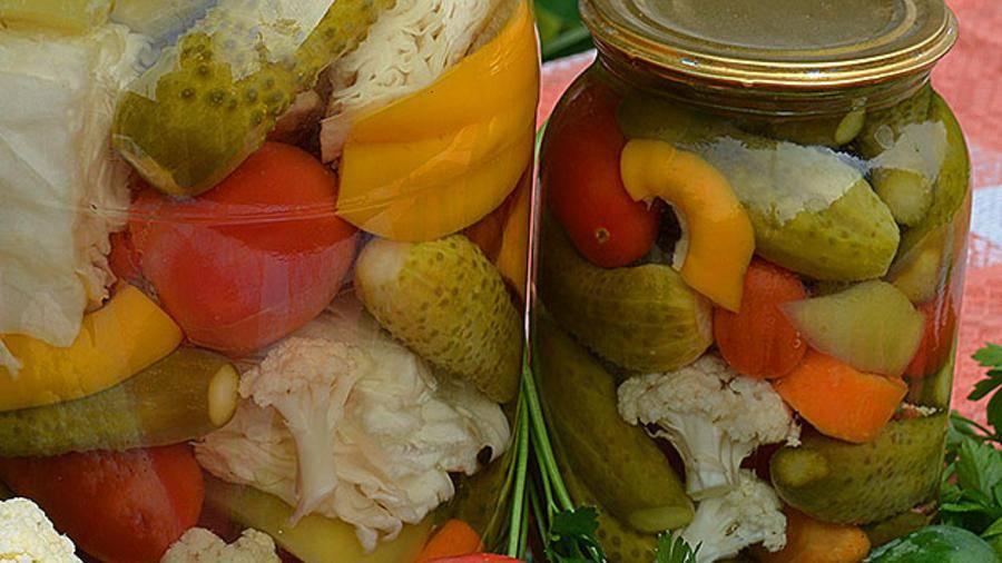 Маринованная цветная капуста на зиму — рецепты заготовок пальчики оближешь