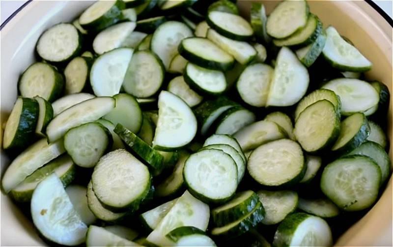 Салат из огурцов на зиму – самые вкусные рецепты, пальчики оближешь!