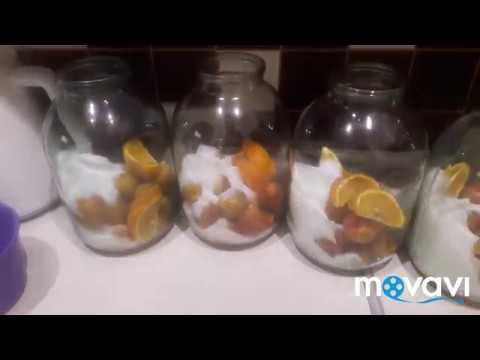 Компот из абрикосов и апельсинов: 3 рецепта абрикосового компота на зиму