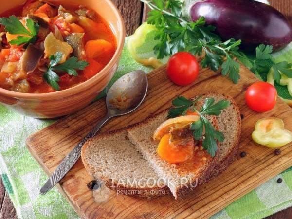 Баклажаны на зиму — лучшие рецепты приготовления с фото