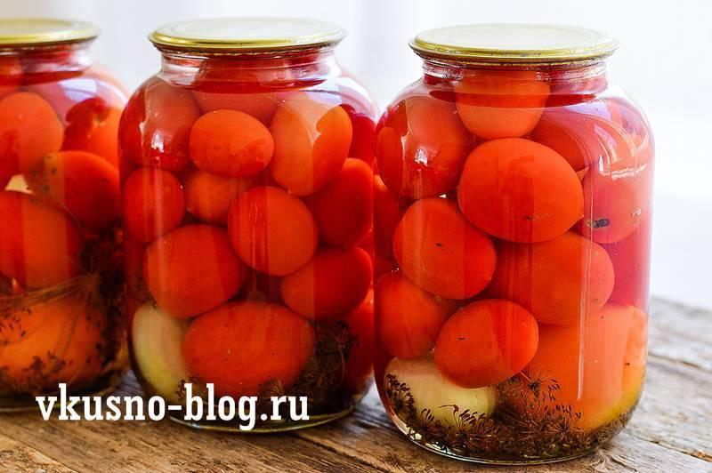 Помидоры черри на зиму — 15 рецептов с пошаговым фото