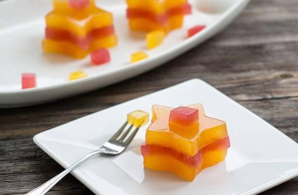 9 лучших пошаговых рецептов яблочного желе с желатином и без на зиму