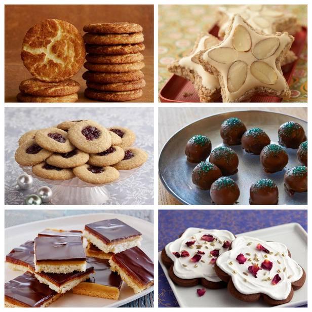 Новогоднее печенье - 39 домашних вкусных рецептов приготовления