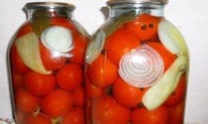 Сладкие помидоры на зиму — 6 рецептов с очень вкусным рассолом