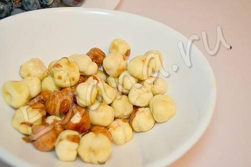 Пошаговый рецепт яблочного варенья с добавлением орехов