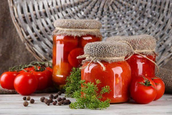 Пошаговые рецепты томатов с салициловой кислотой на зиму