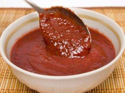 ТОП 10 рецептов ткемали из красной алычи в домашних условиях на зиму