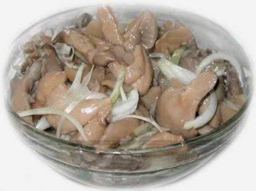 Как вкусно посолить грибы вешенки в домашних условиях