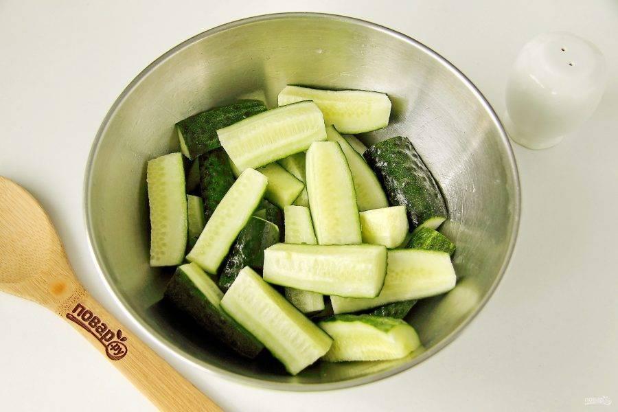 Зимний салат дамские пальчики. лучшие рецепты заготовки огурцов дамские пальчики на зиму