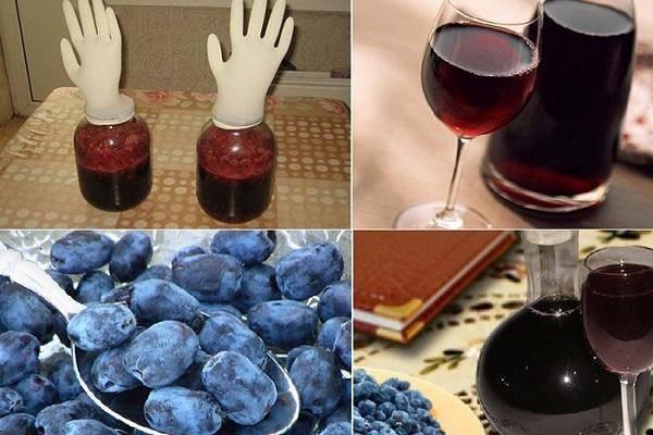 Домашнее вино из жимолости: ингредиенты, рецепт приготовления