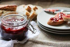 Варенье из брусники — как сварить вкусное брусничное варенье