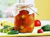 Лечо из огурцов на зиму — 4 рецепта невероятно вкусной заготовки