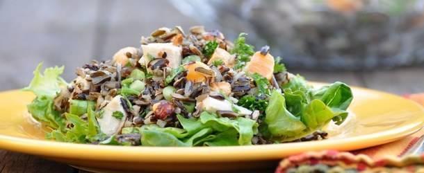 Топ-10 самых простых и вкусных салатов на день рождения.