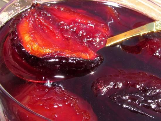 Сливовое варенье из слив без косточек – очень вкусный рецепт