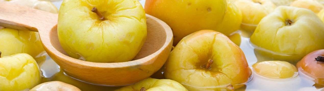 Маринованные яблоки