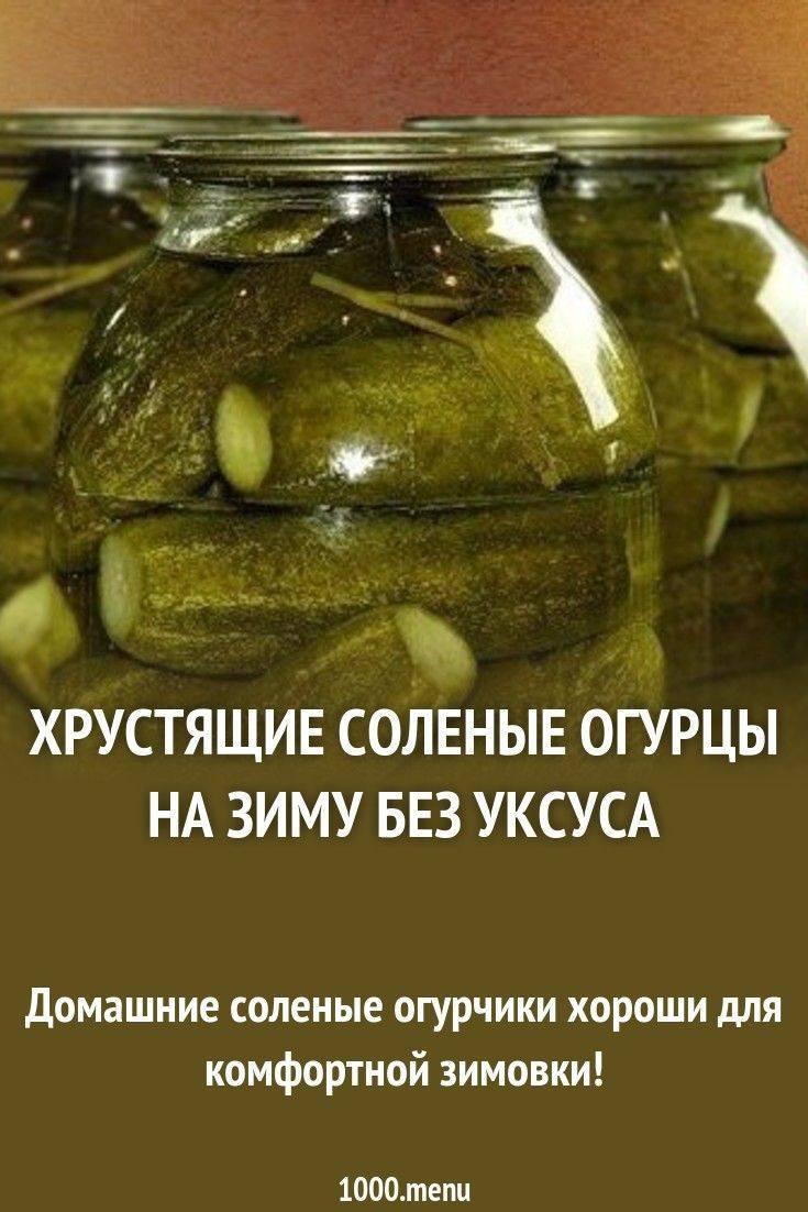 Хрустящие маринованные огурцы на зиму — ну очень вкусные рецепты в банках!