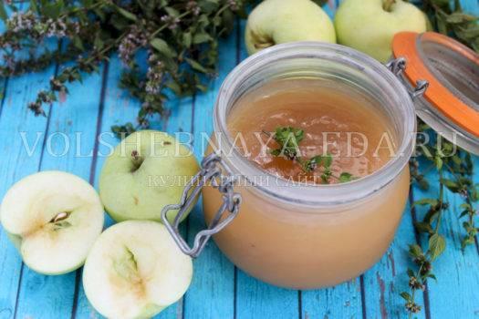 Варенье из яблок дольками прозрачное: быстрые и простые рецепты