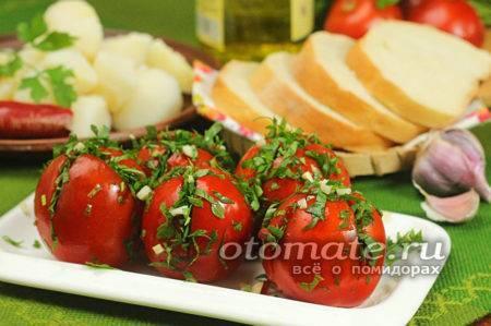 Помидоры по грузински быстрого приготовления. самые вкусные рецепты помидоров по-грузински на зиму быстрого приготовления