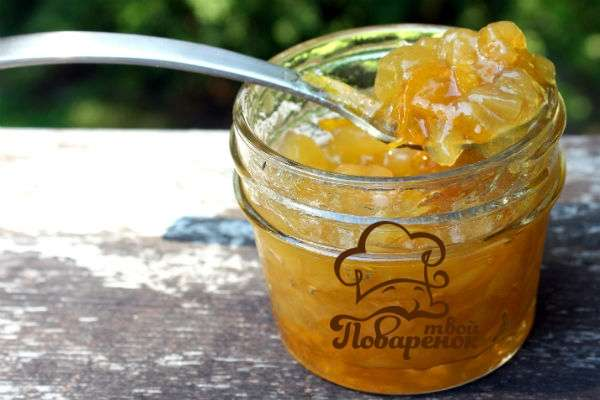 Варенье из кабачков как ананасовое на зиму: пошаговый вкусный рецепт приготовления