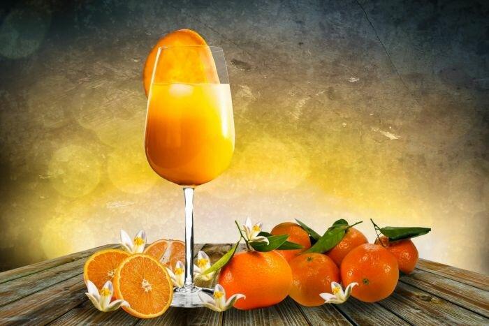 Апельсиновые и мандариновые вина — непростые вкусы