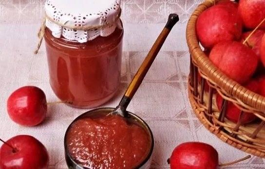 Джем из яблок в домашних условиях: ингредиенты, рецепт