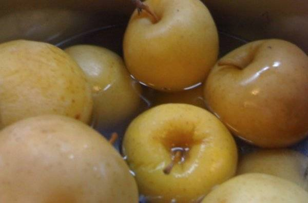 Заготовки из груш на зиму