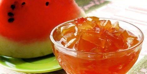 Самые простые пошаговые рецепты приготовления варенья из арбузных корок в мультиварке, с апельсином и лимоном
