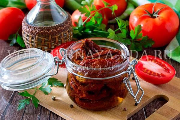 Рецепты вяленых помидоров Черри на зиму в домашних условиях