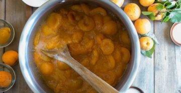 Готовим абрикосовый джем