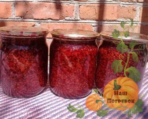 Варенье из малины на зиму — простой рецепт приготовления
