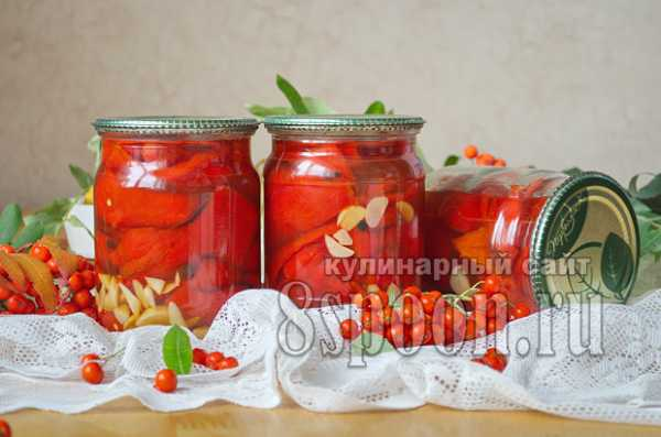 Как закрутить болгарский перец— самые популярные домашние заготовки на зиму