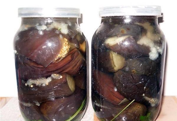 Маринованные баклажаны: обязательно попробуйте — невероятное удовольствие