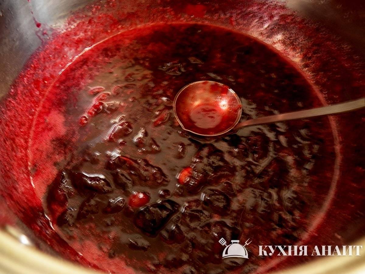 Рецепт джема из слив