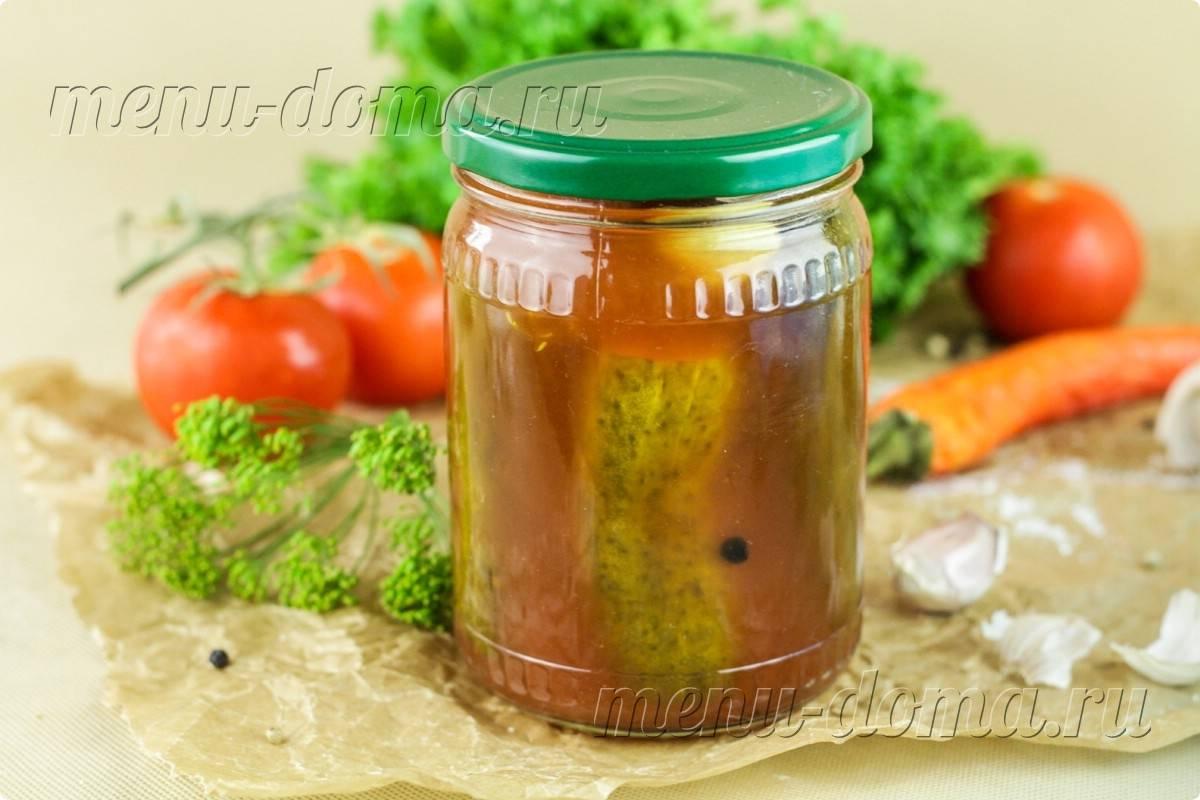Огурцы с лимонной кислотой на зиму 18 домашних вкусных рецептов