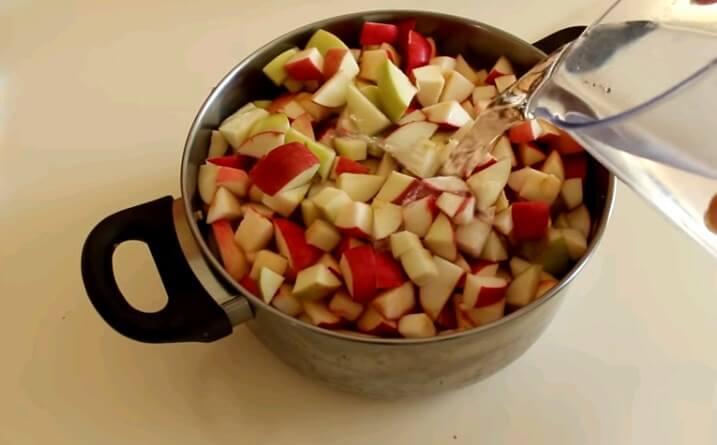 Яблочное пюре на зиму: рецепты с фото и видео