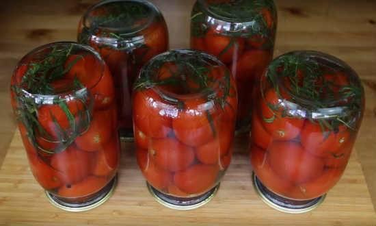 Лучшие пошаговые рецепты маринованных помидоров по-царски на зиму в домашних условиях
